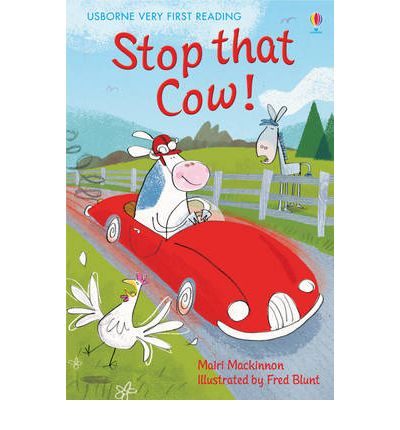 Stop That Cow
