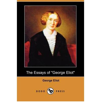 Essays on geofge eliot
