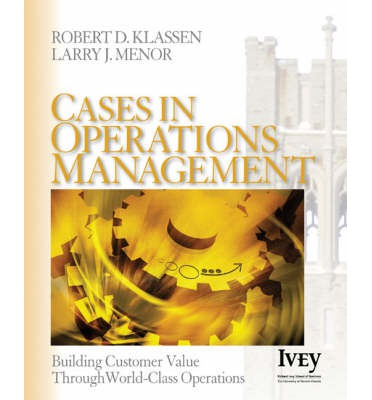 operational management cases 1) operations management is critical to the success of a business because it is the business function that plans, organizes, coordinates, and controls the resources.