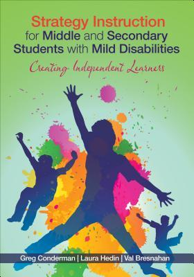 Strategy Instruction for Secondary Students with Mild Disabilities