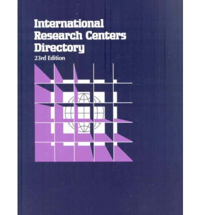 International Research Centers Directory 23