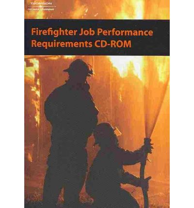 Firefighter Job Performance Requirements CD-ROM