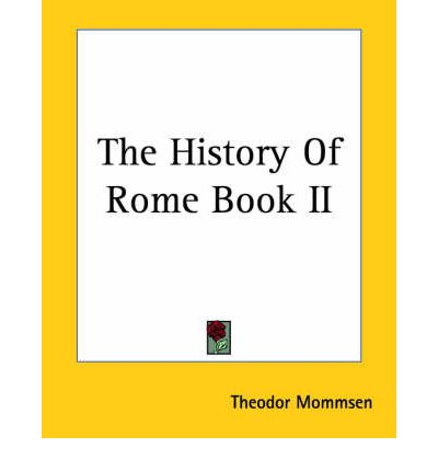 The History Of Rome Book II
