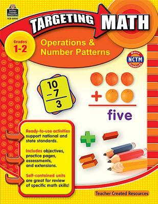 Operations & Number Patterns, Grades 1-2