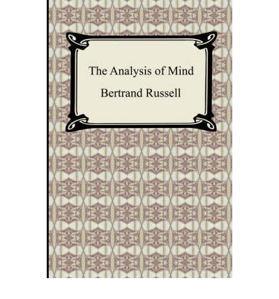 "bertrand russell essays analysis 1russell, bertrand: my philosophical development (new york: simon and  24 warnock, g j: ""metaphysics in logic,"" in essays in conceptual analysis, ed."