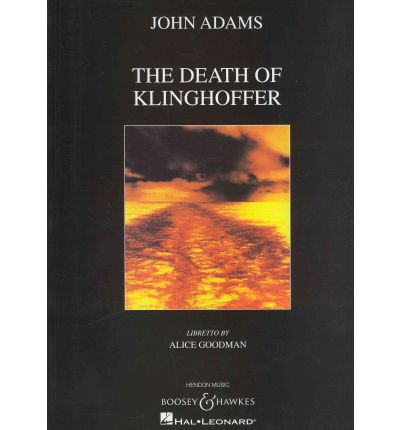 Death of klinghoffer libretto