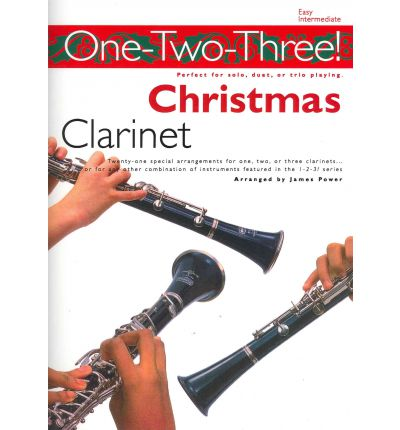 One-Two-Three! Christmas: Clarinet