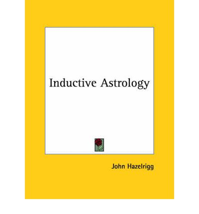 Inductive Astrology
