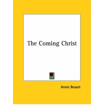 The Coming Christ