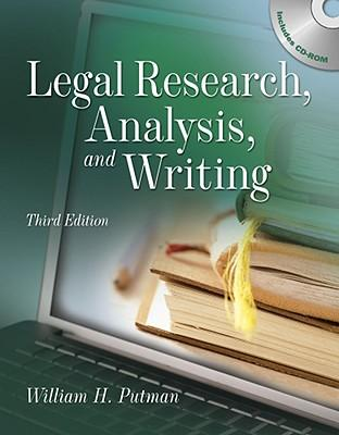 Legal Research, Analysis, and Writing, 6th Edition