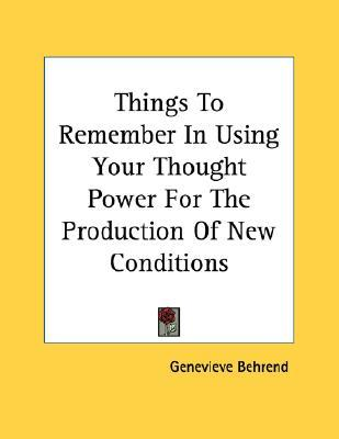 using the power of thought to You can change your body with thought control by steven aitchison 6 min read he believes that, through the power of our thoughts and beliefs.