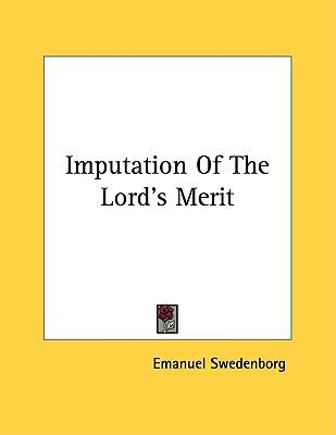 Imputation of the Lord's Merit