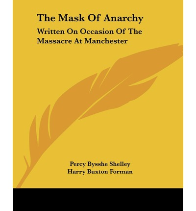 shelley masque involving anarchy