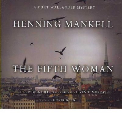 The Fifth Woman Henning Mankell 9781433211188 border=