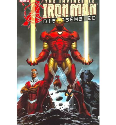 The Invincible Iron Man
