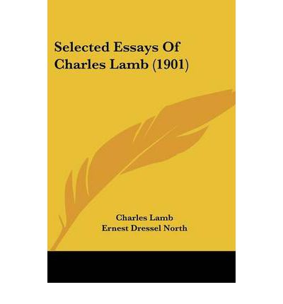the selected essays of charles lamb