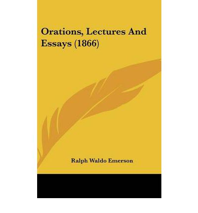 emerson essays and lectures summary