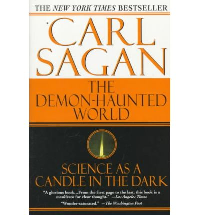 A review of sagans book a demon haunted world science as a candle in the dark
