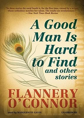the dark writing style of flannery oconnor in the short story a good man is hard to find Flannery o'connor's short story a good man is hard to find first appeared in the author's short story collection by the same name, which was published in 1955.