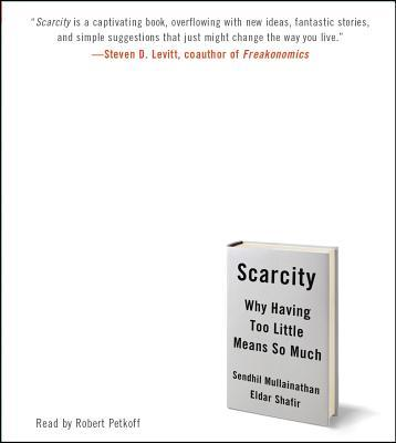 Scarcity : Why Having Too Little Means So Much