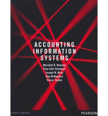 Accounting Information Systems Marshall