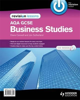 business studies revision Cambridge igcse business studies develops learners' understanding of business activity in multiple sectors and the importance of innovation and change.