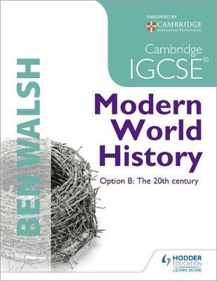 Cambridge IGCSE Modern World History: Student's Book