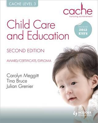 child care cache level 3 Child care & education fourth edition is the ideal textbook for the cache level 3 diploma in child care and education (dce) and children's care, learning and development (ccld) s/nvqs at levels 3 and 4 it is also the core text for a wide range of other early years courses acirceuro including btec courses, foundation degrees and higher.