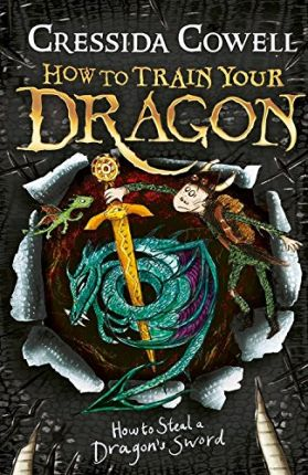 How to Steal a Dragon's Sword: Book 9