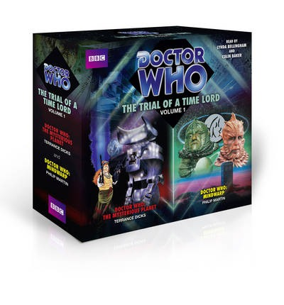 Doctor Who: The Trial of a Time Lord: Vol. 1