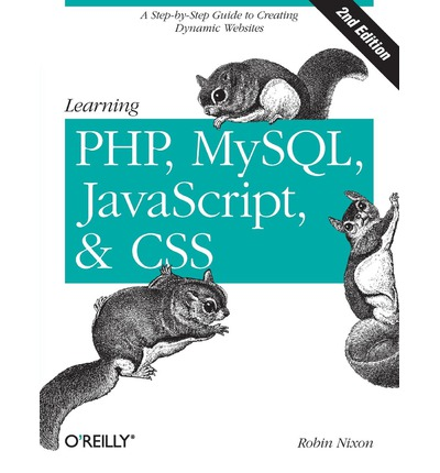 Learning PHP, MySQL, and JavaScript and CSS