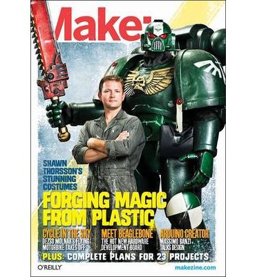 Make: Technology on Your Time: Volume 32