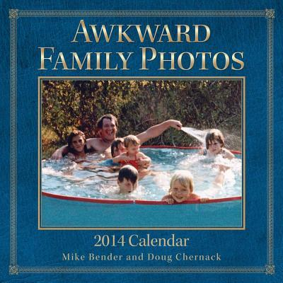 Awkward Family Photos 2014 Mini Calendar