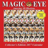 Magic Eye 2017 Wall Calendar
