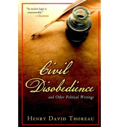 civil disobedience by henry david thoreau Henry david thoreau (july 12, 1817– may 6, 1862) was an american author, naturalist and philosopher  civil disobedience, in the notes,.
