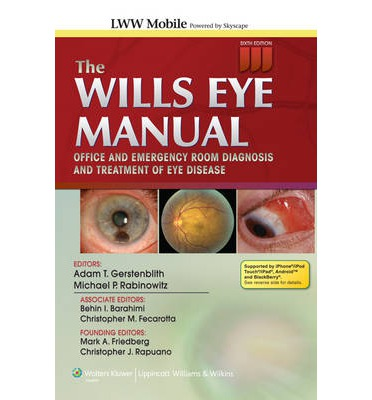 Wills Eye Manual : Powered by Skyscape, Inc.