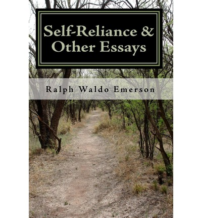 emerson essay ralph selected waldo