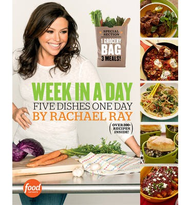 Week in a Day : Five Dishes in One Day