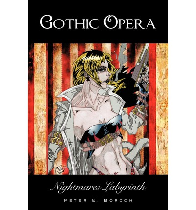 Gothic Opera : Nightmares Labyrinth