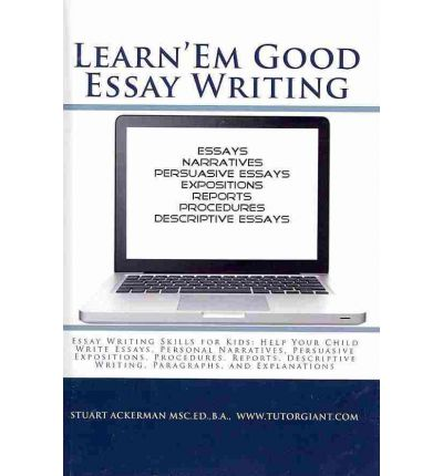 help your child write essays Help build your child's writing skills with these easy tips and tricks.