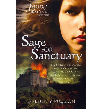 Janna Mysteries, Book 5 : Sage for Sanctuary