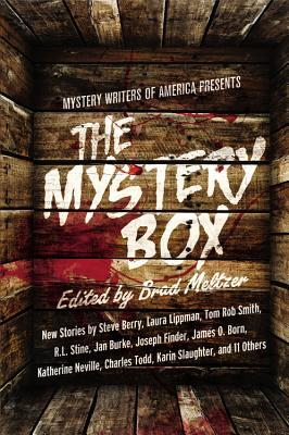 """Download books pdf format Mystery Writers of America Presents the Mystery Box PDF iBook PDB by Brad Meltzer""""  1455512354"""