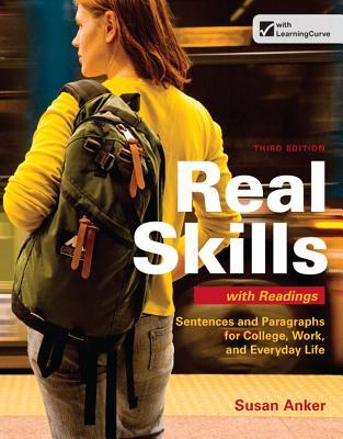 anker college essay everyday life paragraph real series work writing Launched with the first edition of real writing in 1998, the anker series for the paragraph-to-essay course, and real for college, work, and everyday life.