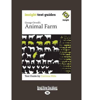 a comprehensive analysis of animal farm by george orwell George orwell's animal farm table of contents context  detailed character analysis she is protective of her foals and displays kindness to all the animals, but.