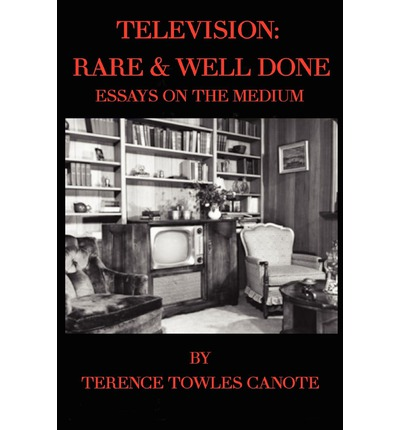 culture and prime time television essay Prime-time feminism: television, media culture, and the women's movement since 1970 (feminist cultural studies, the media, and political culture.