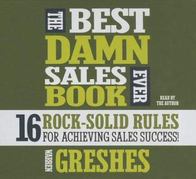 The best damn sales book ever download
