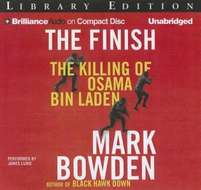 Kostenlose MP3-Bücher auf Band herunterladen The Finish : The Killing of Osama Bin Laden iBook 1469270234