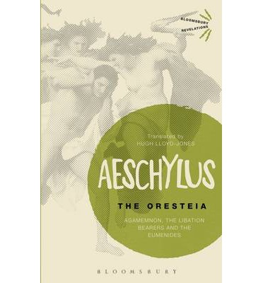 A summary of agamemnon the first book of the oresteian trilogy by aeschylus