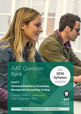AAT - Management Accounting Costing: Question Bank