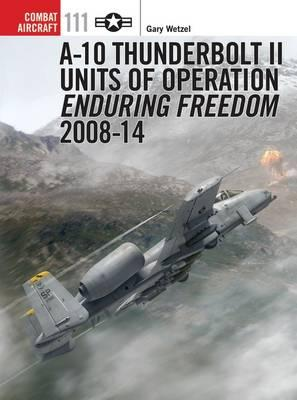 A-10 Thunderbolt II Units of Operation Enduring Freedom 2008-14: Part 2